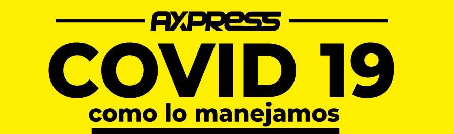 Axpress Covid19